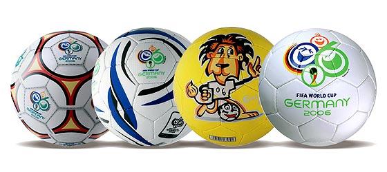 Mondo Adquiere La Licencia Del Mundial De Fútbol Del 2006 Para